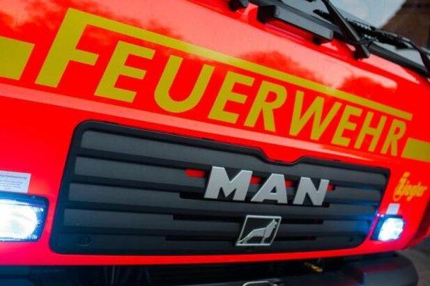 Eppendorf: Feuerwehr muss Heizungsanlage löschen