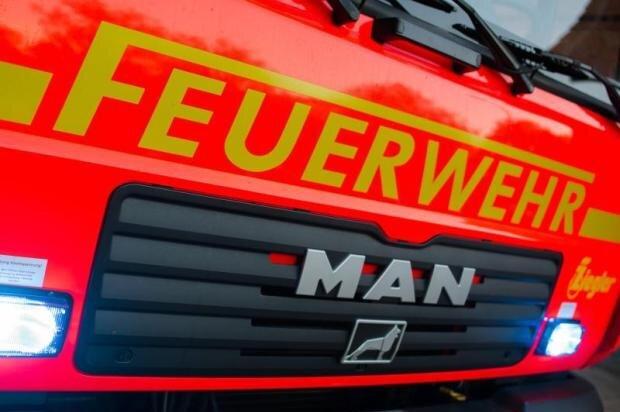 Drohende Überflutung: Großeinsatz für Feuerwehr und THW in Johanngeorgenstadt