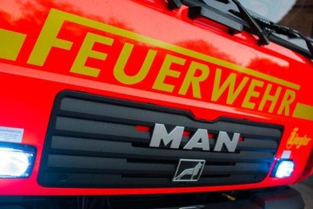 Feuerwehren rücken ins Stadtzentrum aus