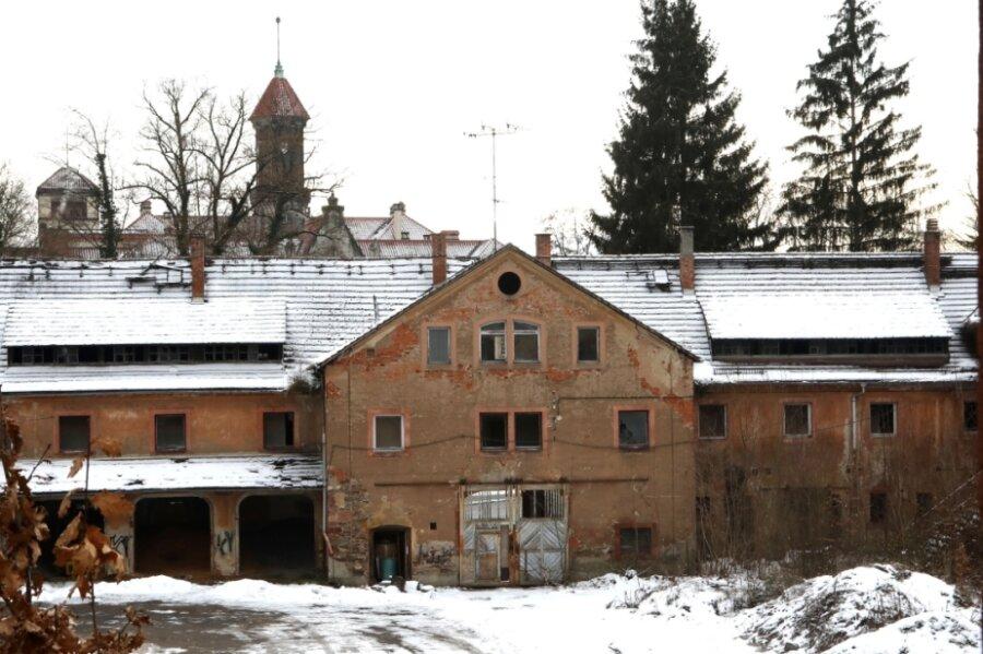 Die Stadt gibt den Marstall und ein 13.860 Quadratmeter großes Grundstück in private Hände.