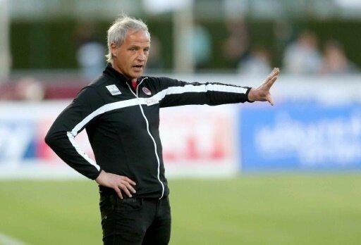 Der Wolfsberger AC trennt sich von Trainer Pfeifenberger