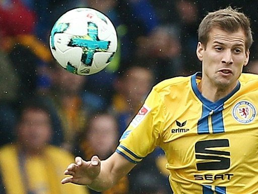 Hendrick Zuck kommt von Eintracht Braunschweig zum FCK