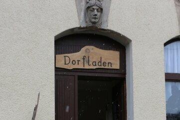 Freitag und Samstag ist der Kloschwitzer Dorfladen geöffnet.