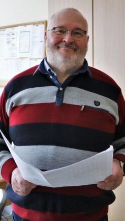 Holger Bachmann ist Leiter der Heiner-Müller-Oberschule in Eppendorf, und er muss nun umplanen.