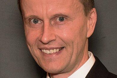 Michael Kreuzkamp - Vorstandschef der Sparkasse Chemnitz