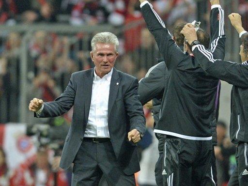 Heynckes siegt als vierter Trainer mit zwei Klubs