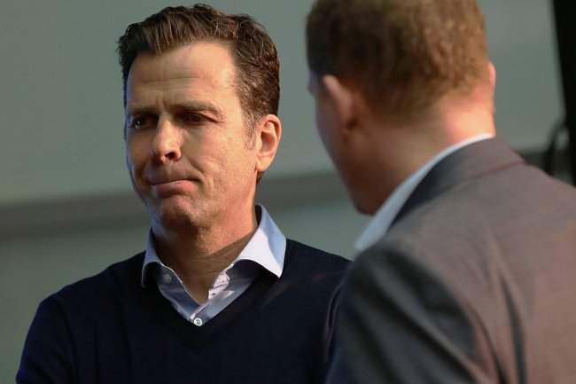 Oliver Bierhoff arbeitet seit 2004 beim DFB, erst als Teammanager der Nationalelf, inzwischen als einer von vier DFB-Direktoren. Sein Zuständigkeitsbereich: Nationalmannschaften und Fußballentwicklung.