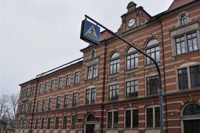 Die Zentralschule Adorf: Laut Schulnetzplanung der öffentliche Oberschulstandort im Oberland.