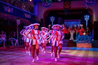 Im Februar wurde im Wechselburger Schützenhaus noch kräftig gefeiert. In der anstehenden Saison werden die Karnevalisten darauf verzichten.
