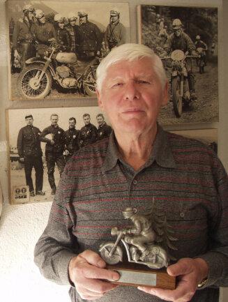 Werner Stiegler - Ex-Motorsportler