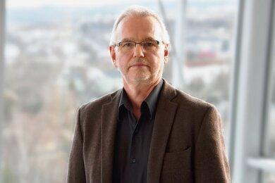 Dr. Thomas Grünewald - Leiter der Klinik für Infektions- und Tropenmedizin Chemnitz