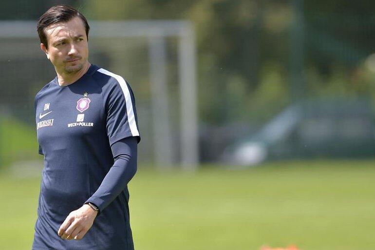 Ex-Aue-Trainer Daniel Meyer.