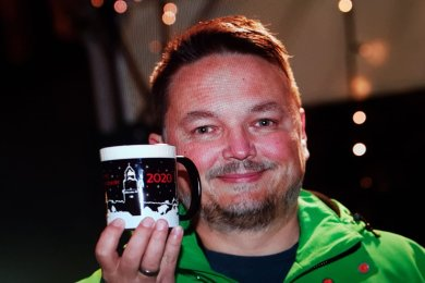 4200 Glühweintöpfe, auch Bürgertassen genannt, wird der Entwurf des Plauener Fotografen Norman Richter im nächsten Jahr zieren.
