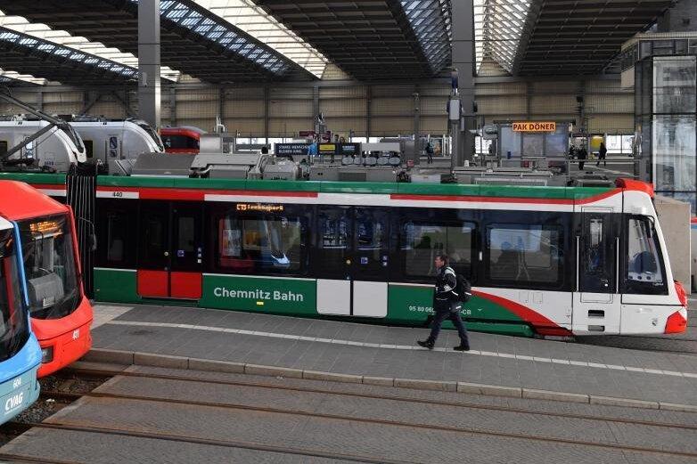 Das Chemnitzer Modell wächst bis St. Egidien.
