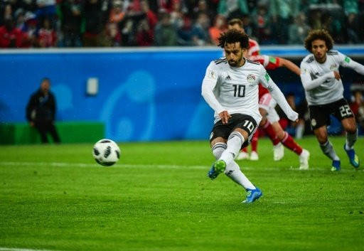 Salah erzielte einen Doppelpack beim Kantersieg