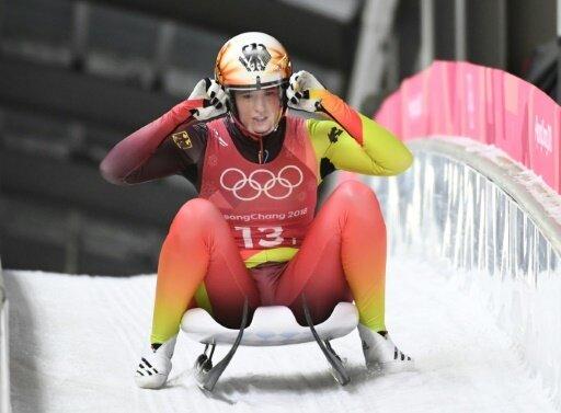 Neue Nummer eins unter Rodlern: Natalie Geisenberger