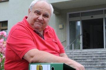 Horst Knorr ist Gemeinderat in Taura. Der 69-Jährige hat in seinem Leben und der Laufbahn als Kommunalpolitiker schon einige politische Veränderungen miterlebt und selbst auch mitgestaltet.
