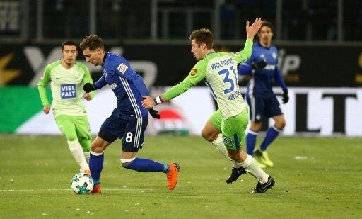 Schalke feiert in Wolfsburg den fünften Sieg in Serie