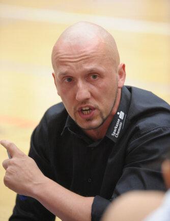 Beurlaubt: Trainer Raoul Scheidhauer.