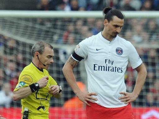 Zlatan Ibrahimovic sorgt mit Wutausbruch für Aufsehen