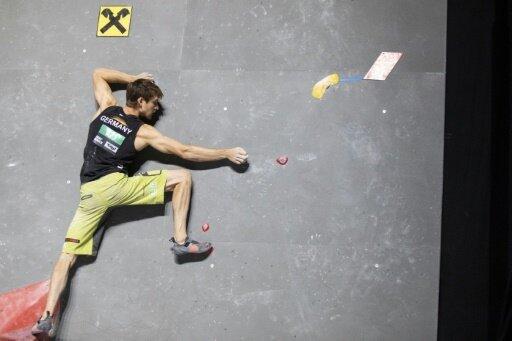 Jan Hojer auf dem Weg zu seiner Bronzemedaille