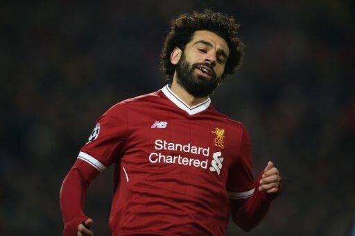 Traf gegen Watford gleich viermal: Liverpools Salah