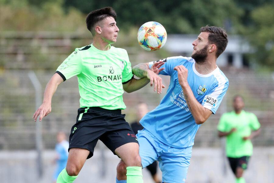 Chemnitzer FC schlägt Fürstenwalder 6:0