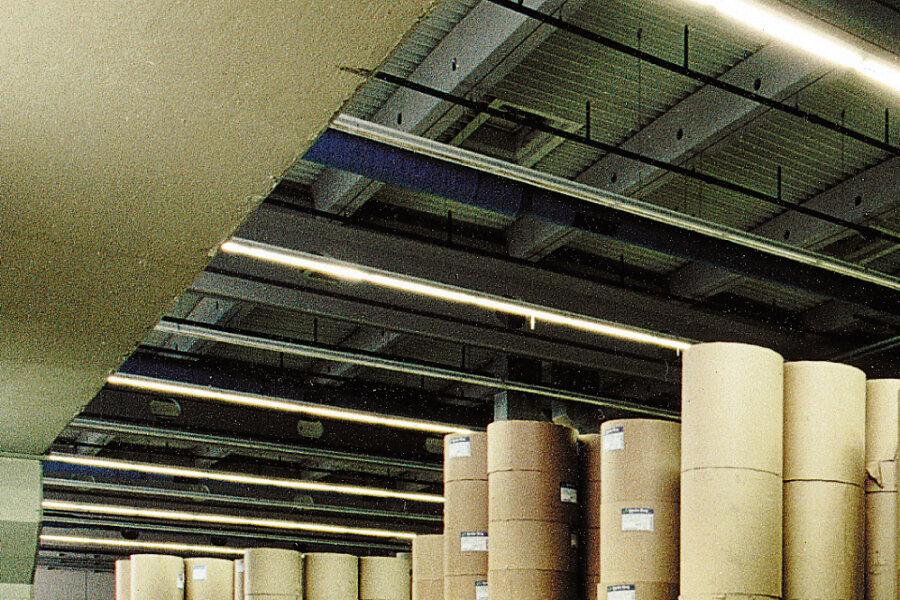 Das Papierlager