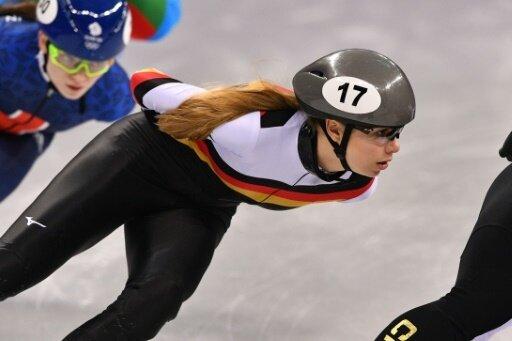 Anna Seidel wird in Salt Lake City über 1000 m Zweite