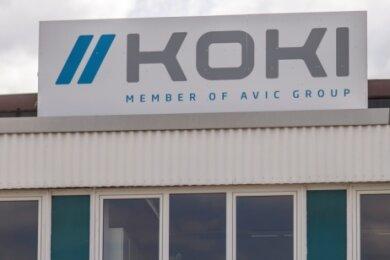Das Unternehmen Koki steckt in der Krise.