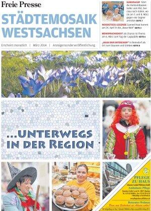 Städtemosaik - Aktuelles aus Westsachsen