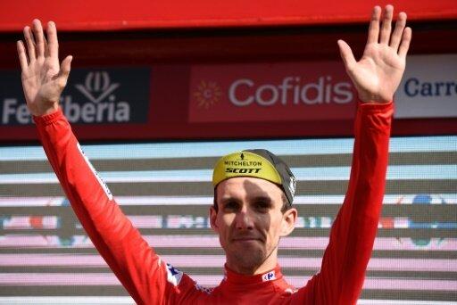Simon Yates gewinnt die 14. Etappe der Vuelta