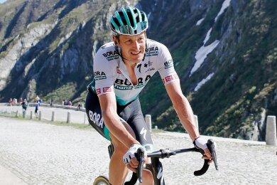Bei der Tour de Suisse zeigte sich Marcus Burghardt gut in Form. Für die Tour-Nominierung hat es aber nicht gereicht.