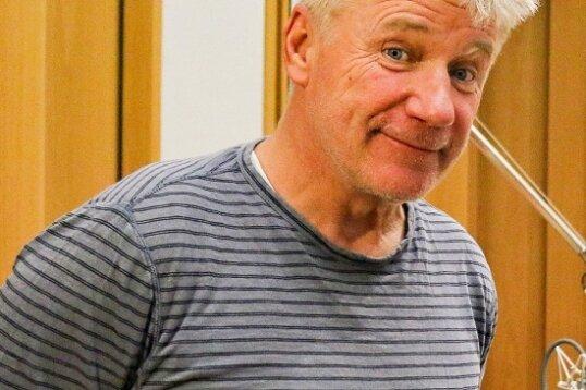 Begann seine Schauspielkarriere ganz jung am Pioniertheater: Jörg Schüttauf (Jg. 1961).