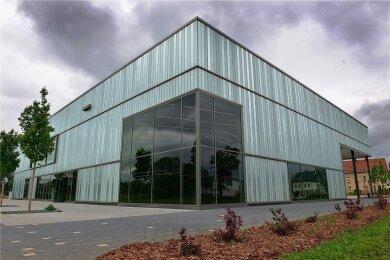 Das Museum Zeit-Werk-Stadt in Frankenberg soll im Frühjahr 2021 eröffnet werden.