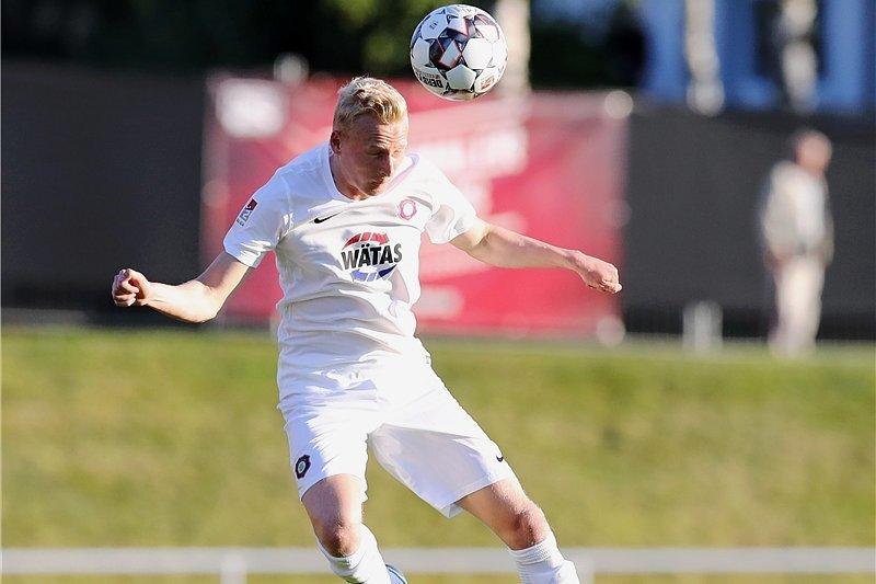 Luke Hemmerich wechselte von Schalke 04 zum FC Erzgebirge. Der 20 Jahre alte Außenverteidiger hat seine Stärken vor allem im Vorwärtsgang.