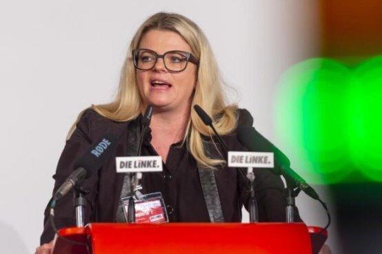Susanne Schaper erwägt sich als Sozial- und Kulturbürgermeisterin der Stadt zu bewerben.