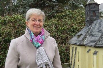 Ilona Groß (66) ist ehrenamtliche Bürgermeisterin in Triebel.