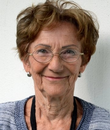 Dorothea Wolff (86) engagiert sich unter anderem in einer Initiative für das Neubaugebiet in Auerbach.
