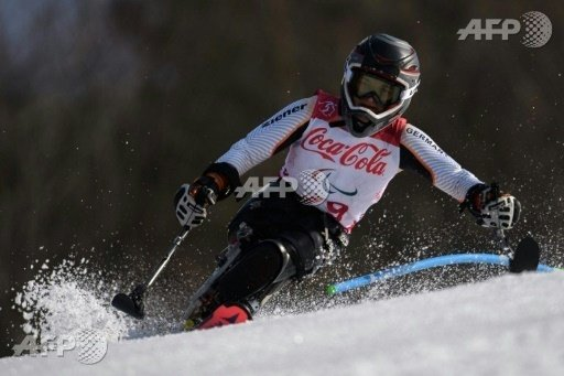 Anna-Lena Forster gewinnt Gold im Slalom