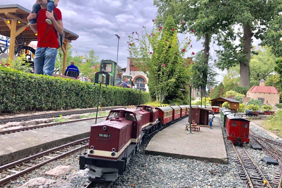 Das Museumsgartenfest in Werdau lockt mit kleinen Attraktionen.