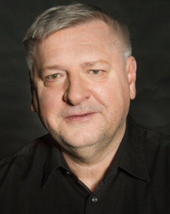 Roland May (65) ist Schauspieler, Regisseur und Generalintendant des Theaters Plauen-Zwickau.