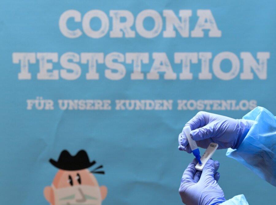 Corona-Lage im Erzgebirge: Jetzt wird weiter gelockert