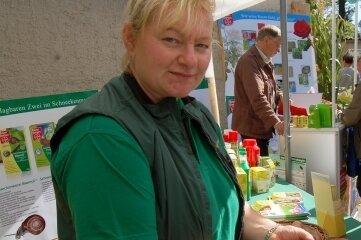 Jana Krellmann (links) ist im Vorstand der Agrargenossenschaft Memmendorf.