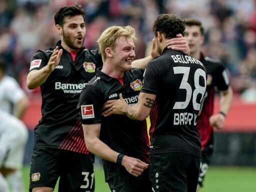 Carro will mit Leverkusen ins Europa-League-Finale