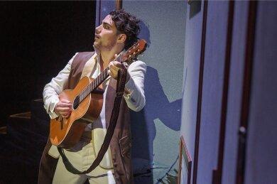 """Aufführung der Mozart-Oper """"Don Giovanni"""" am Theater Plauen-Zwickau: Unterhaltsames Designer-Theater?"""