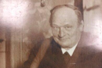 August Völkel - Der Oelsnitzer Oberlehrer und Historiker lebte von 1844 bis 1921