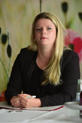 Susanne Schaper - OB-Kandidatin Die Linke