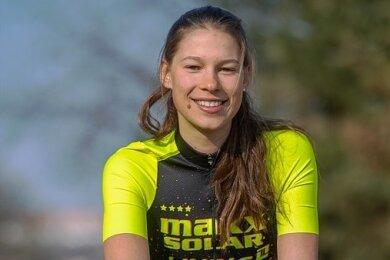 Eva Luca versucht trotz der Belastungen im Studium intensiv zu trainieren.