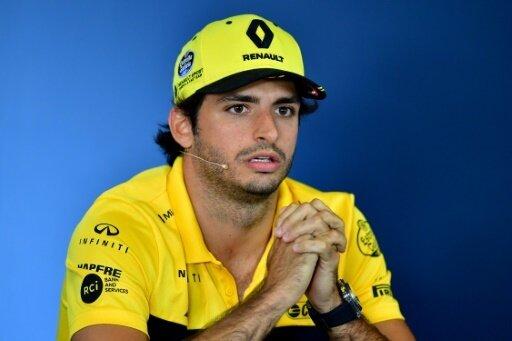Carlos Sainz fährt aktuell noch für Renault